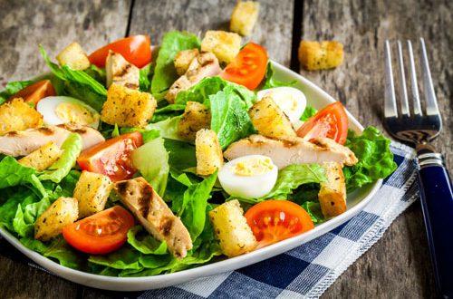 Как приготовить самые свежие салаты